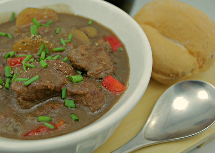 Gluten-Free Slow Cooker Beef Stew Recipe