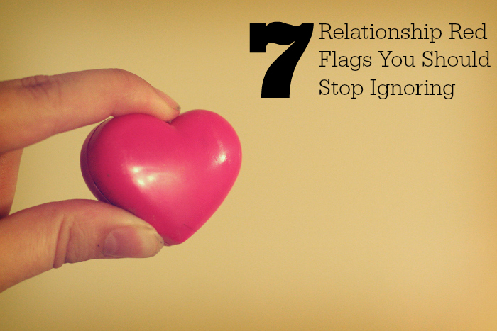 7 Relationship Red Flags You Should Stop Ignoring – My CMS